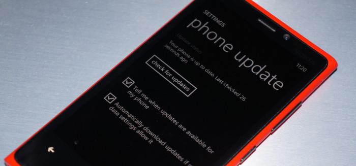 Aktualizacja oprogramowania Nokia Lumia