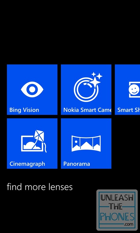 Smart Camera Nokia Lumia Windows Phone 8 PR2.0