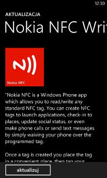 Nokia NFC Writer 1.0.0.52