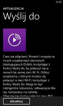 Wyślij do 2.2.1.4 - Nokia Lumia Windows Phone 8