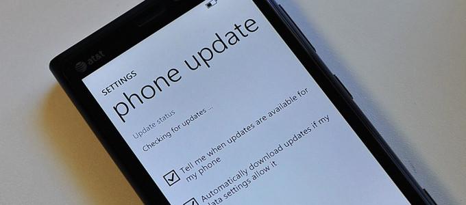 Aktualizacja Windows Phone 8 - PR 2.0, Amber, GDR2