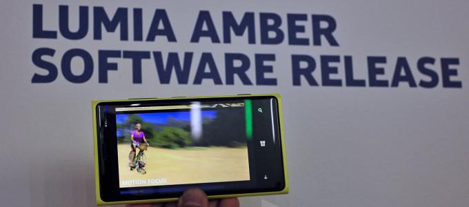 Aktualizacja Amber GDR2 dla telefonów Nokia Lumia Windows Phone 8