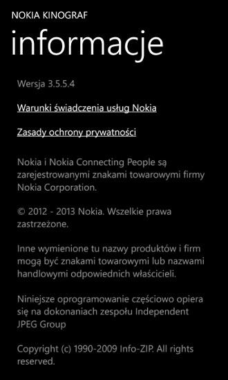 Nokia Kinograf 3.5.5.4