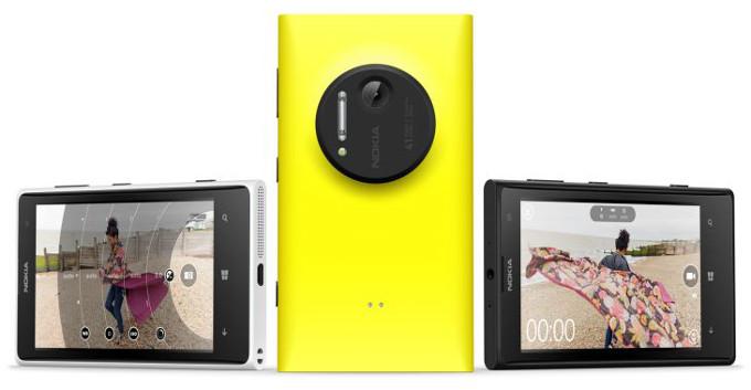 Nokia Lumia 1020 - tył telefonu