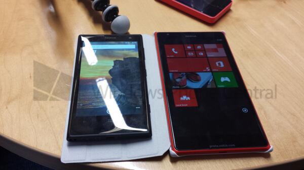 Nokia Lumia 1520 kontra Nokia Lumia 1020