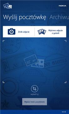 Nokia Pocztówka
