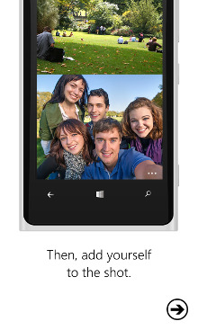 DualShot - Windows Phone