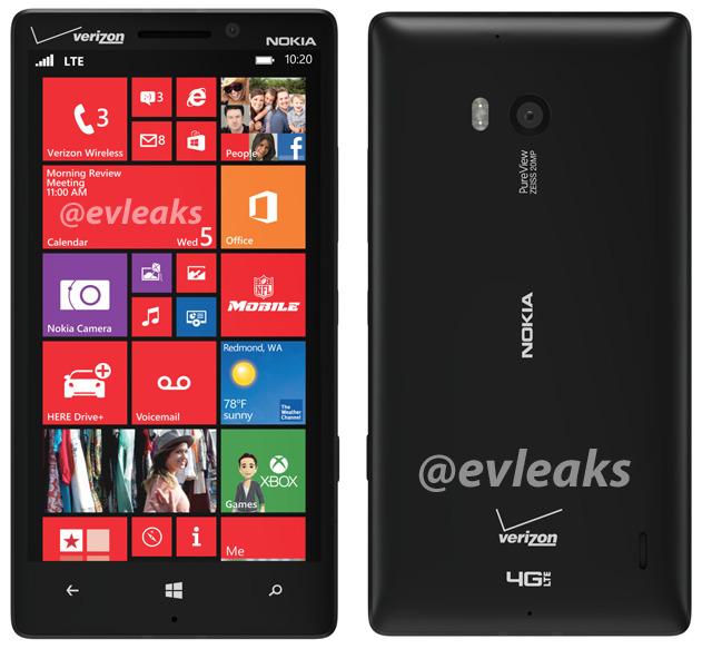 Nokia Lumia 929 w sieci Verizon