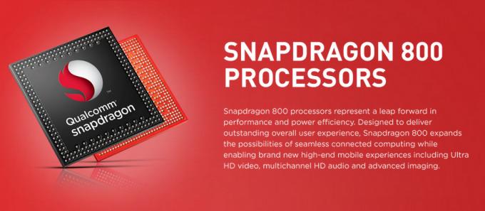 Snapdragon 800