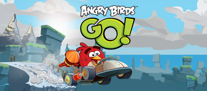 Angry Birds GO! dla Windows Phone