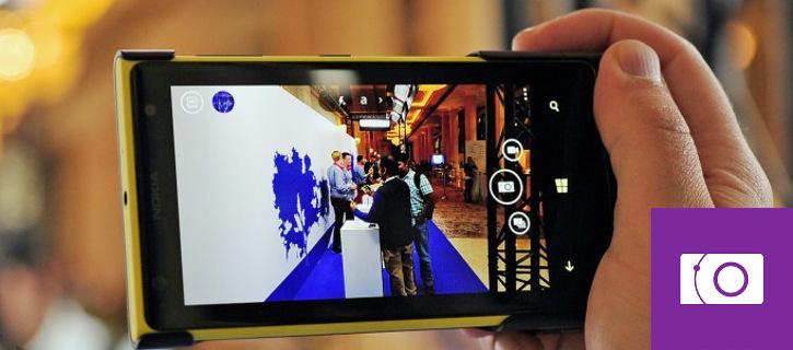 Nokia Camera dla Nokia Lumia