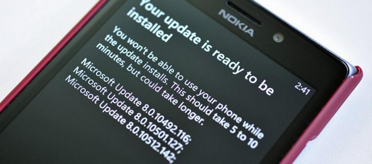 Oprogramowanie GDR3 dla Windows Phone 8