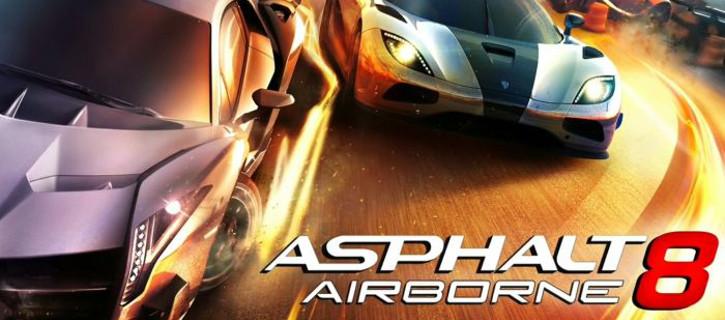 Asphalt 8: Airborne Windows Phone