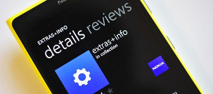 info+dodatki Windows Phone