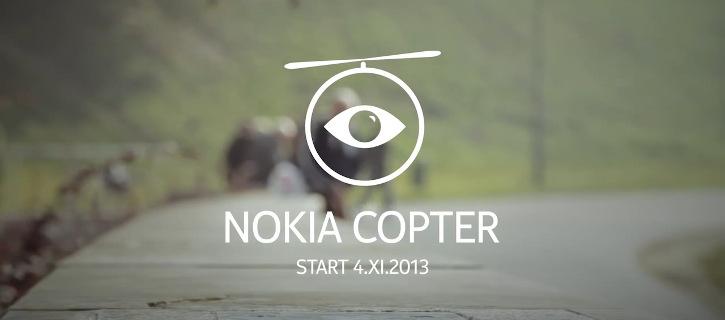 Nokia Copter