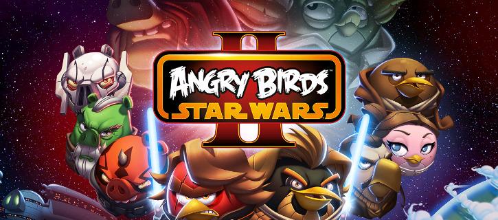 Angry Birds Star Wars II Windows Phone