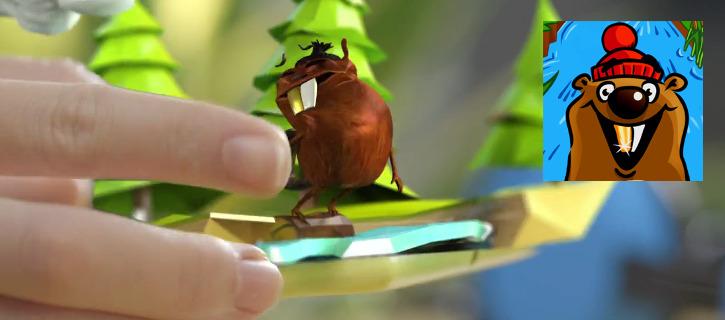 Beaver Ride na Windows Phone