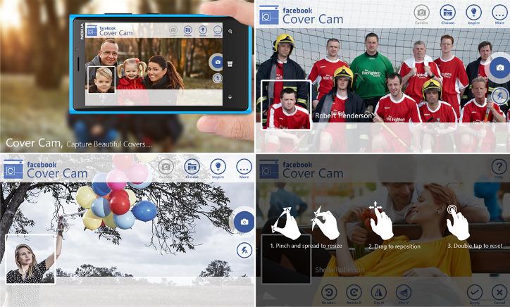 Cover Cam Windows Phone