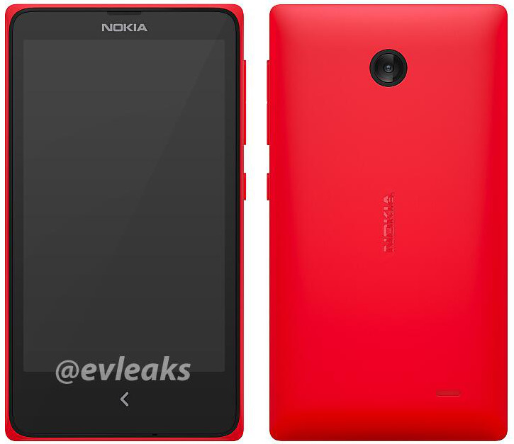 Nokia Normandy - Android