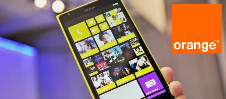 Nokia Lumia 1520 w Orange