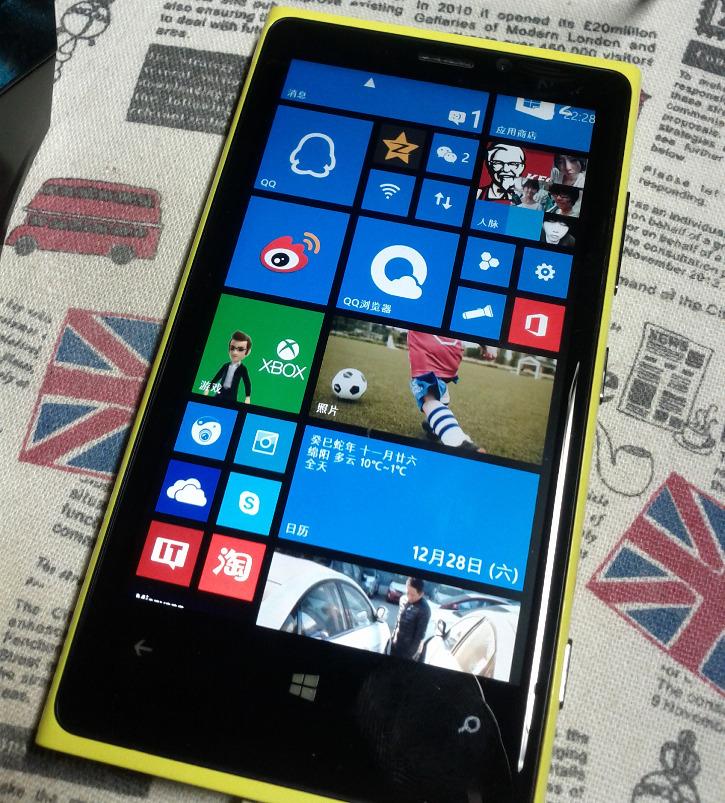 Nokia Lumia 920 odblokowana