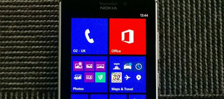 Aktualizacja Lumia Black