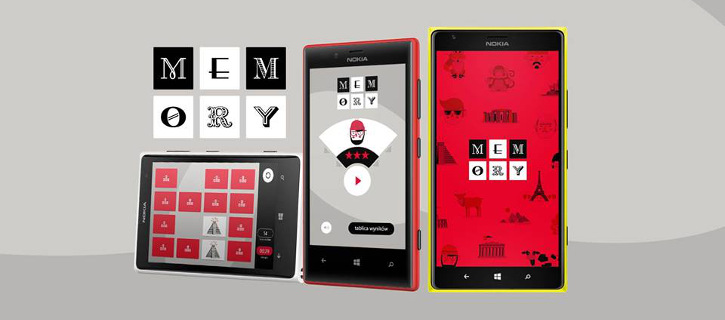 Memory Windows Phone