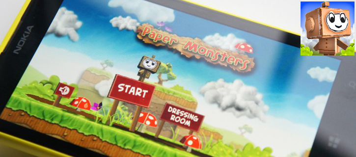 Paper Monsters Windows Phone