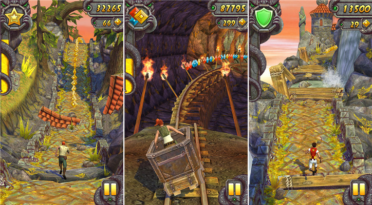 Temple Run 2 Windows Phone