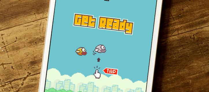 Flappy Bird Windows Phone