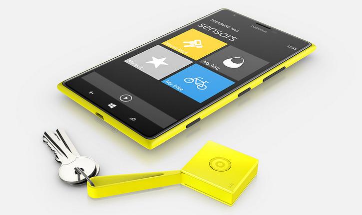 Lokalizator Nokia Treasure Tag WS-2