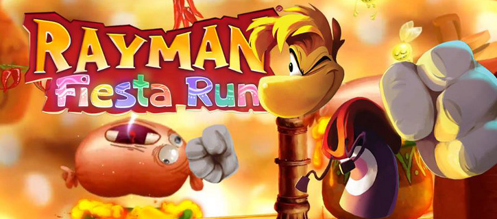 Rayman Fiesta Run Windows Phone