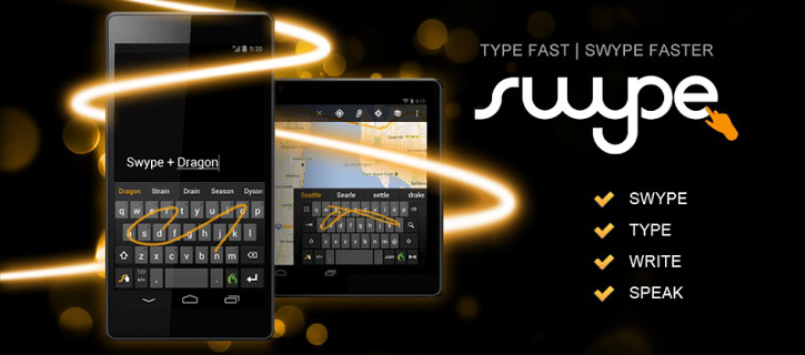 Swype Windows Phone