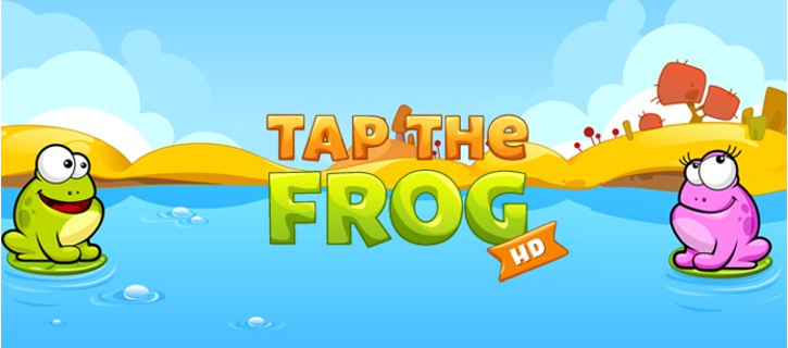 Tap The Frog Windows Phone
