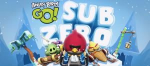 Angry Birds Go! Sub Zero Windows Phone