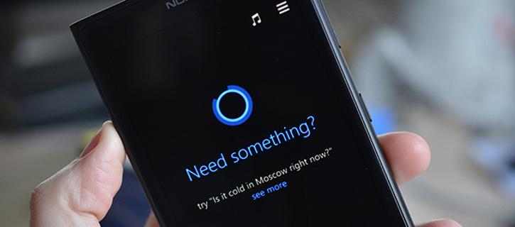 Asystent głosowy Cortana - Windows Phone 8.1