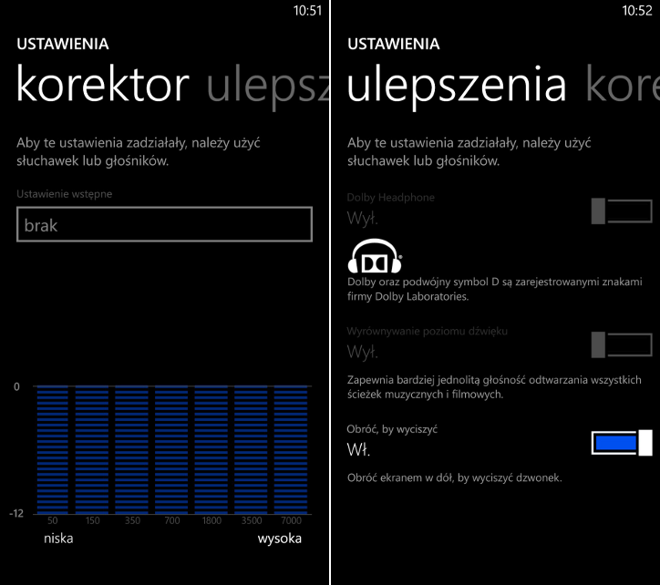 audio Nokia Lumia Windows Phone 8