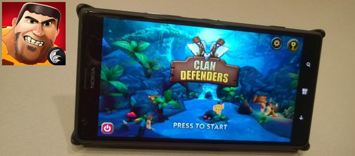 Clan Defenders Windows Phone