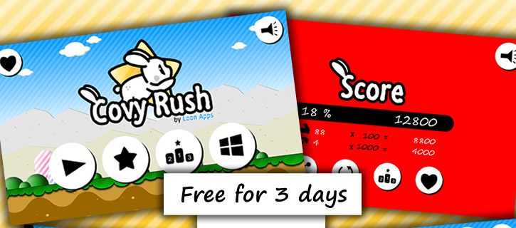 Covy Rush Windows Phone