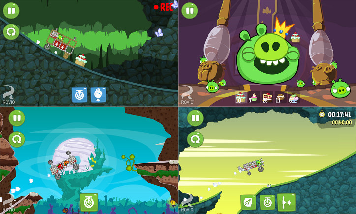 Bad Piggies Windows Phone