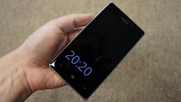 Glance Screen (ekran podglądu) Nokia Lumia 930