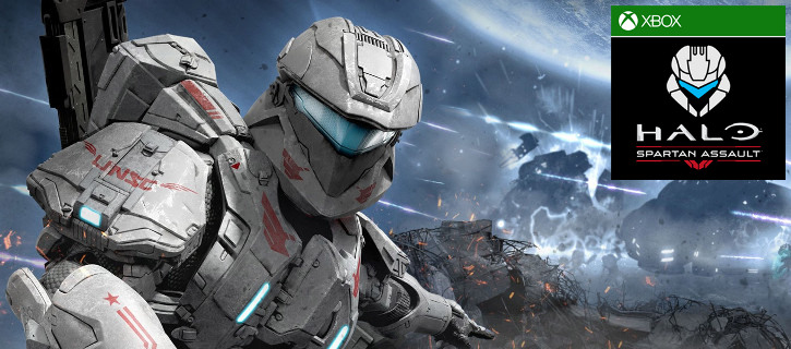 Halo: Spartan Assault Windows Phone