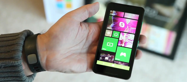 Windows Phone 8.1 i Lumia Cyan