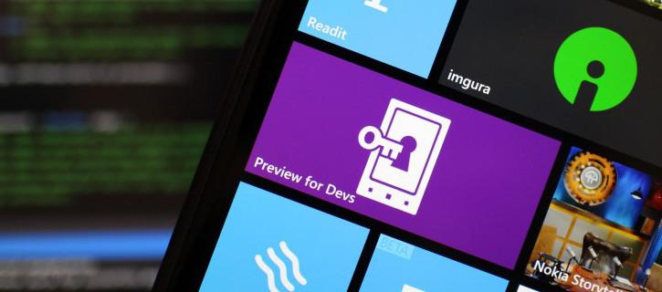 Aktualizacja Windows Phone 8.1 Preview