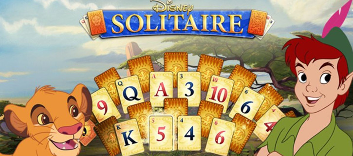 Disney Solitaire Windows Phone