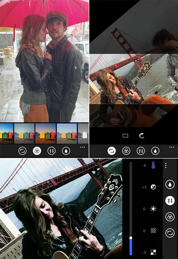 Nokia Creative Studio 6 dla Nokia Lumia (Nokia Kreatywne Studio)