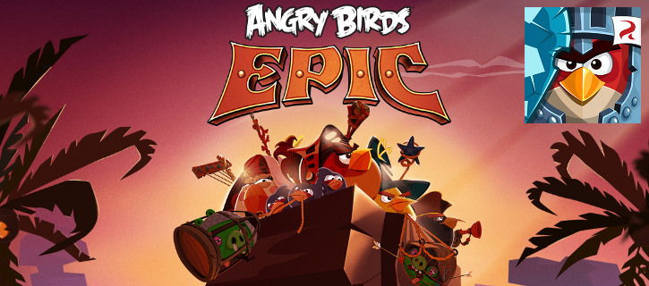 Angry Birds Epic Windows Phone