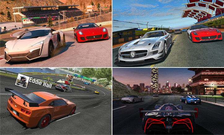 GT Racing 2 dla Windows Phone