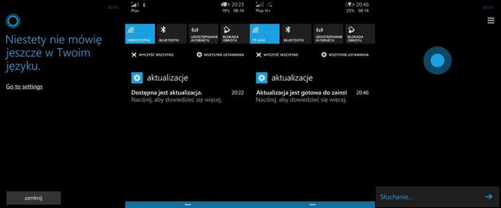 Cortana po polsku