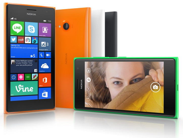 Lumia 730 Dual SIM Windows Phone 8.1 Lumia Denim